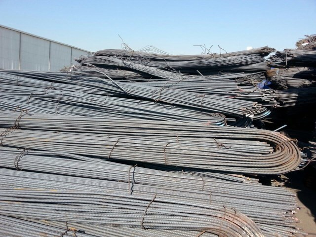 14658 - Deformed Bars and Loose Scrap Mix UAE