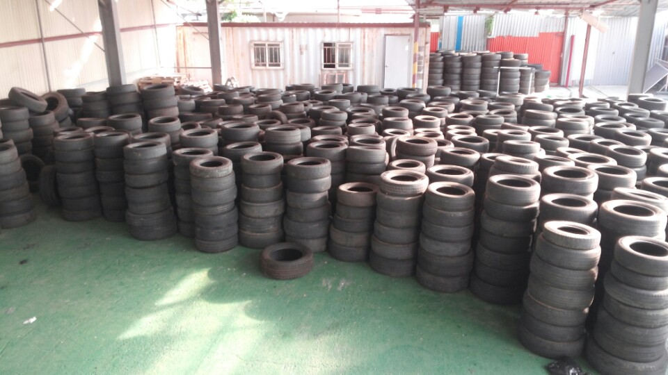 23413 - Used tyres KOREA