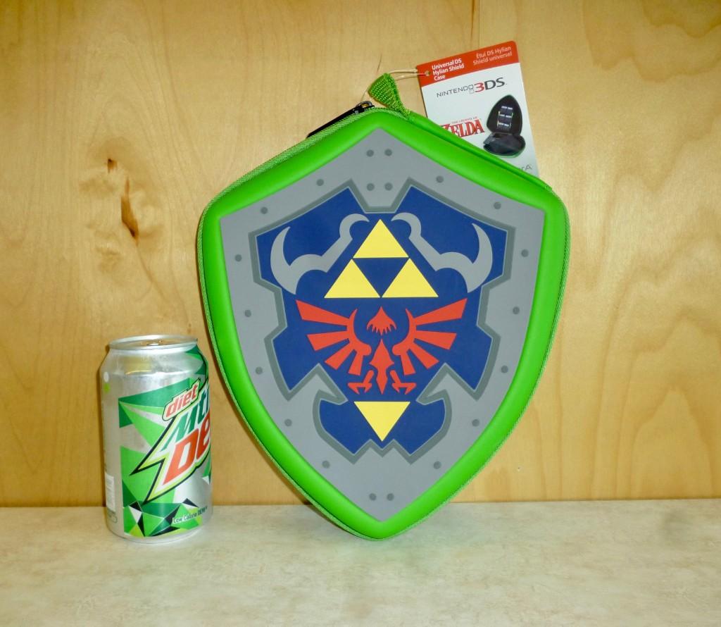 Nintendo 3ds The Legend Of Zelda Hylian Shield Case Usastock Offers