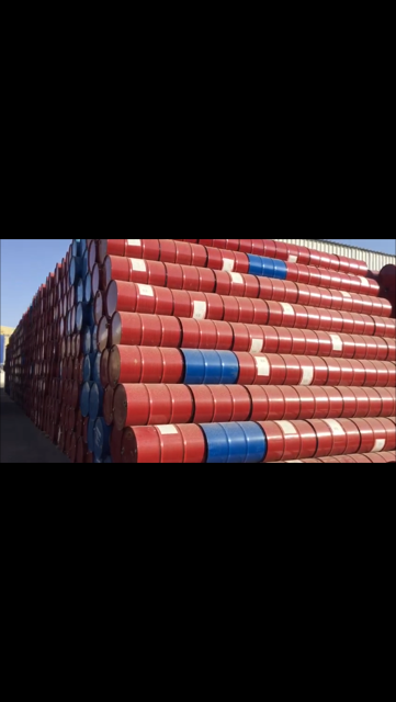 28946 - METAL OIL DRUMS/ 255110318 Saudi Arabia