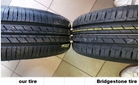 28983 - Car tyre on promotion China