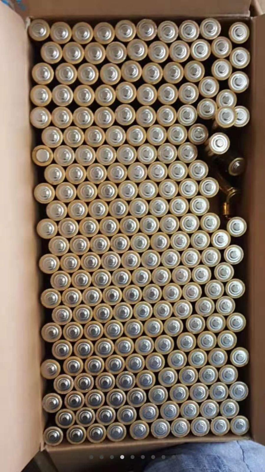 30241 - Alkaline batteries Hong Kong