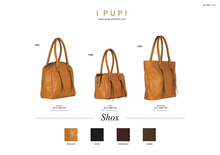 31846 - Pupi stock handbags Europe
