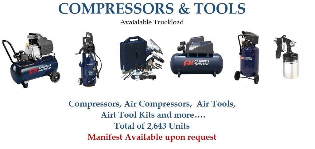32063 - Air compressors USA