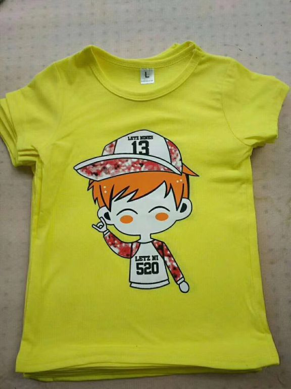 32435 - Stocklot Children T-shirt Closeout China