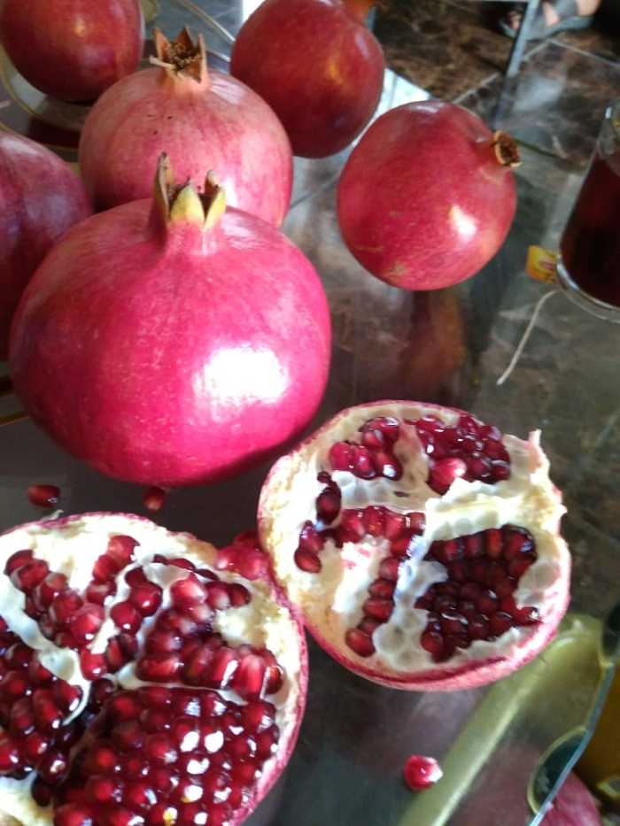 33035 - Offer pomegranate Egypt