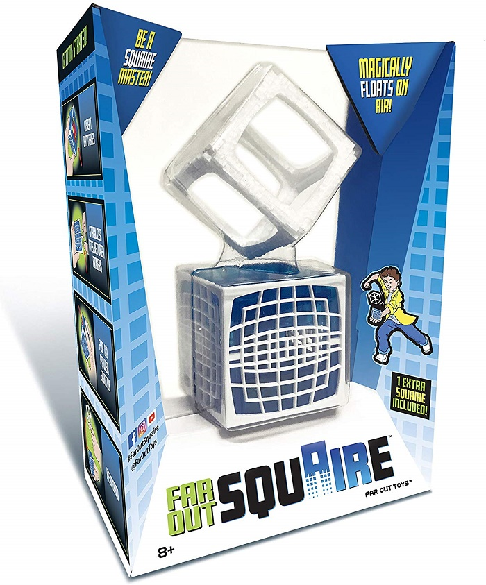 35110 - One of the Hottest Toys of 2019--Far Out Squaire Floating Cube Game USA