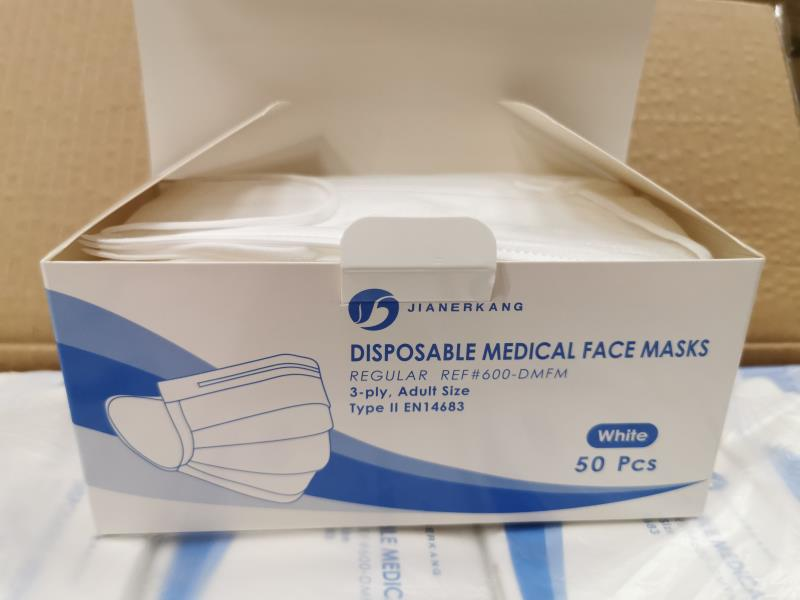 37055 - Medical Masks 3ply Germany Poland