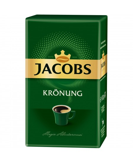 37143 - Jacobs crown 500g. Europe