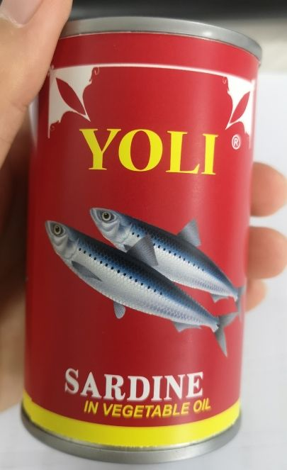 37776 - Sardines in vegetable oil China
