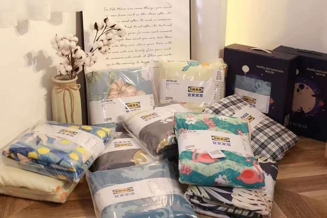 38557 - 10,000 Sets 4 Pcs Set Bedding Set China
