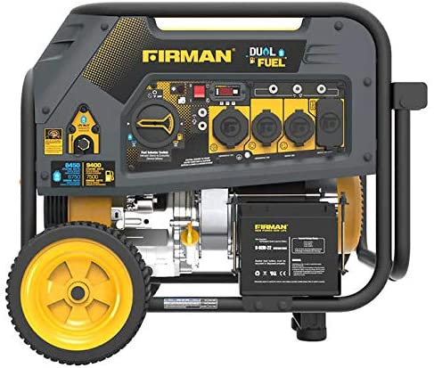 38843 - FIRMANS Generator Truckload USA