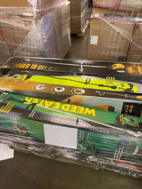 39185 - 90% NEW/Unopened Return Chainsaws USA