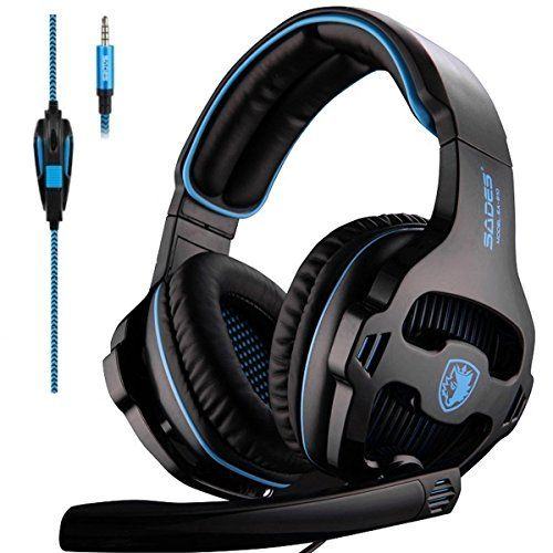 39198 - Brand New Gaming Stereo Headsets USA