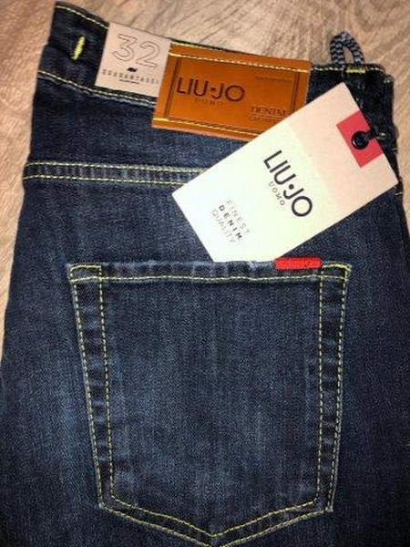 40550 - LIU-JO SS20 MEN STOCK OFFER Europe